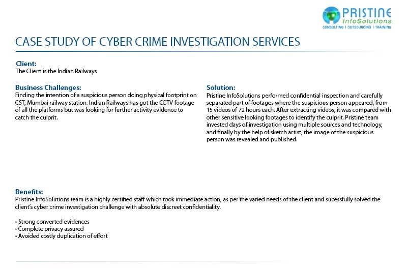 cyber crime investigation services in india